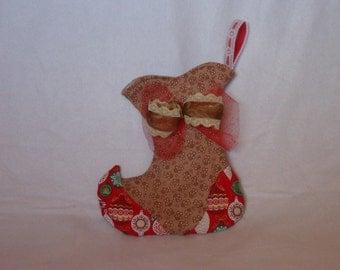 Christmas Whimsical Stocking