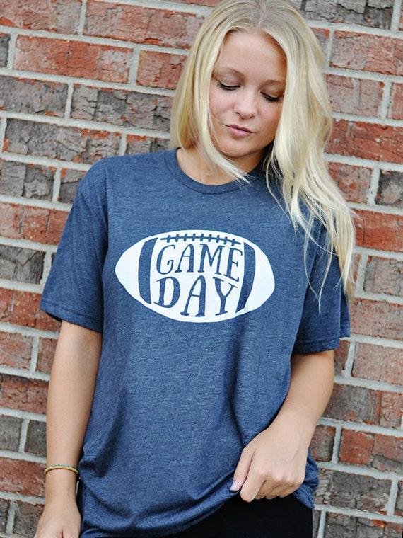 GAME DAY Football Shirt Women's football T-shirt