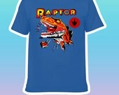 Raptor Dinosaur Ghost World Enid Shirt Digitally Re created grunge soft grunge punkrock 90's