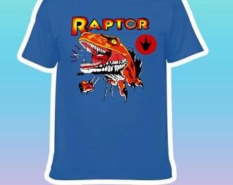 Raptor Dinosaur Ghost World Enid Shirt Digitally Re created grunge soft grunge punkrock 90's