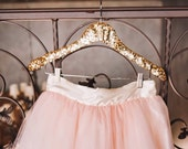"""THE ORIGINAL Sequin Shirt Hanger """"with clips"""""""