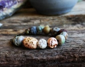 Compassion - Clay Medicine Woman Bracelet - Sacred Jewelry. See Listing for full Description