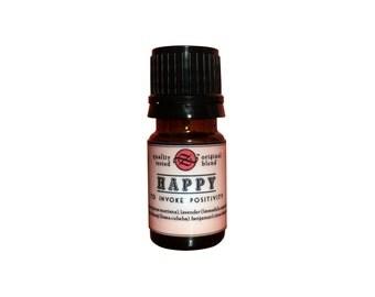 Happy Essential Oil Blend - 5 ml