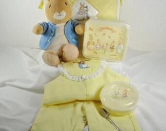Vintage Nursery Gift Set