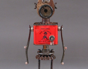Robot Sculpture - Max