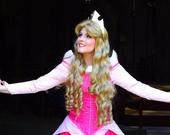 Couture Park Sleeping Beauty Aurora Wig