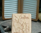 Fly Box - ALLYN RIVER MAP...