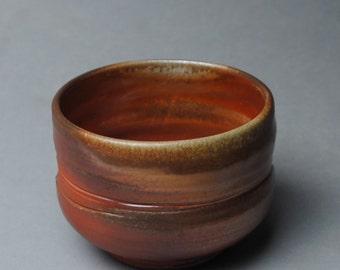 Tea Bowl Wood Fired Matcha Chawan C12