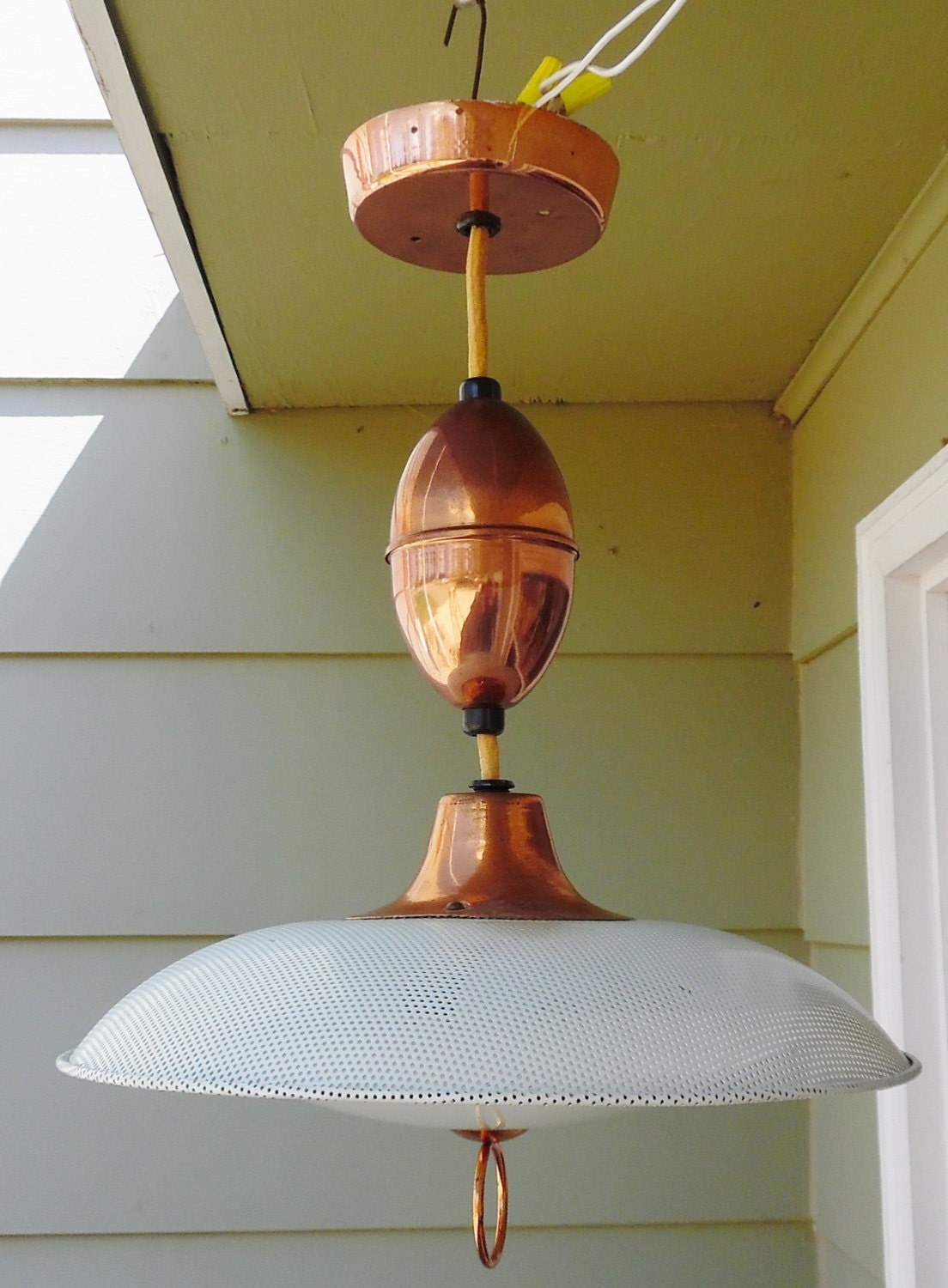 retractable kitchen light 1960 s pull saucer pendant light retractable kitchen 1925