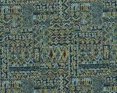 Reversible Vintage Japanese silk wool kimono fabric