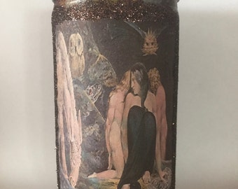 Goddess Hecate Altar Candle