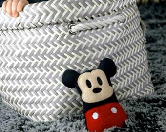 Mickey Mouse Stuffed Doll, Minnie Mouse Stuffed Doll, Toys, Dolls, Stuffed Animals