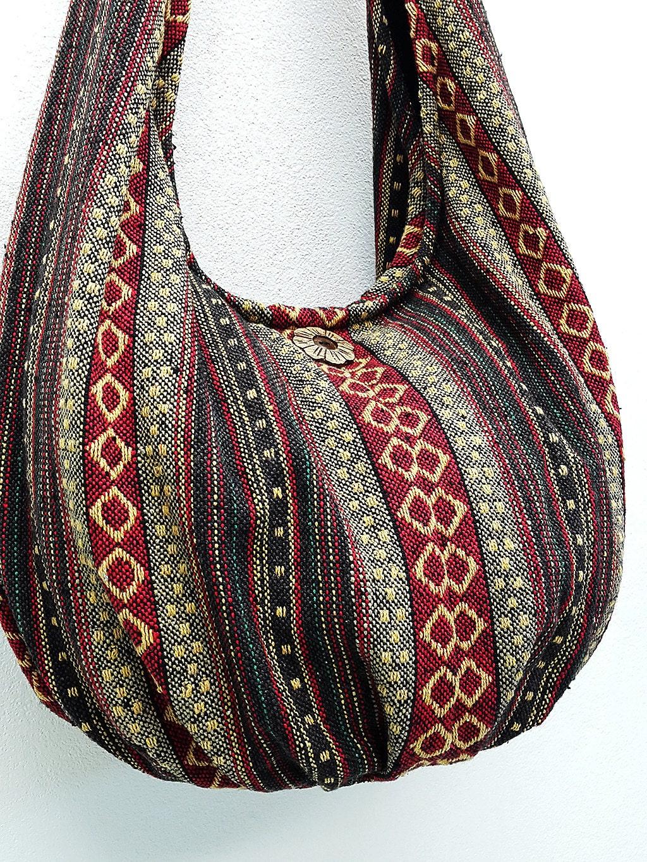 Handmade Woven Bag Handbags Purse Tote bag Thai Cotton Bag ...
