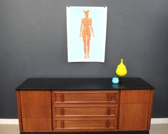 Mid Century Dixie Bureau-On Sale