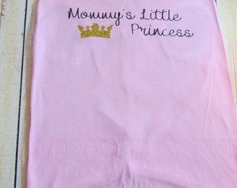 Doggie Shirt - Tank - Mommy's Little Princess