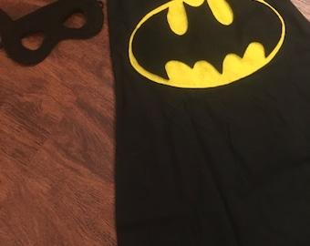 Batman Cape and Mask Set