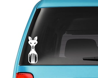 Deer Totem sticker, decal, your choice of color