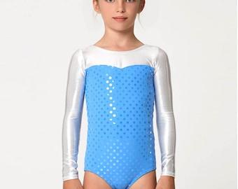 Gymnastics leotard girls pattern PDF, dance leotard pattern, leotard sewing pattern, ballet leotard pattern, girls sewing pattern, LEOTARD#5