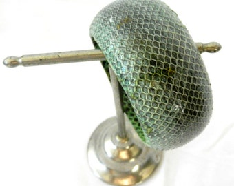 Bangle Bracelet  Snakeskin SALE