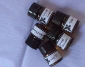 Five Sample Fragrances