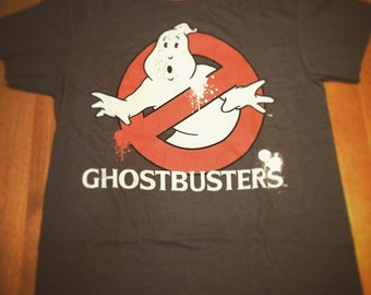 Ghostbusters off the shoulder t-shirt
