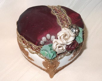 Pincushion Heart