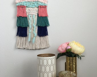 Maryanne Fringe Weaving