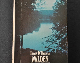 Vintage Walden by Henry D. Thoreau