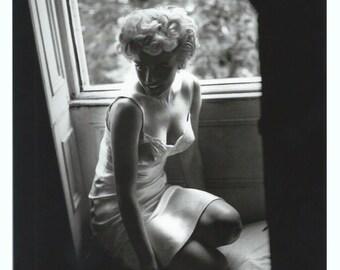 Marilyn Monroe (Next to Window) Postcard