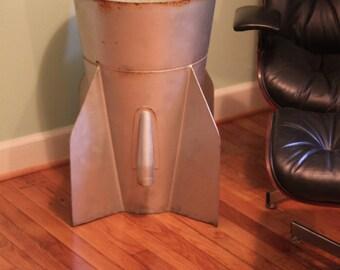 Industrial Rocket / Bomb Table