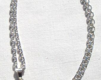 Blue Larimar Pendant Necklace, Larimar Pendant, Sterling Silver Chain with Larimar Pendant, Silver Larimar Necklace, Blue Gemstone, Weddings