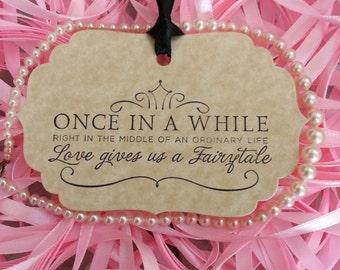 200 Wedding Wish Tree Tags Fairytale Weddings Vintage Style