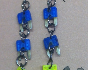 Mini Fuse Earrings - Vault2