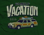 Family Vacation 2016 with the Griswold Station Wagon