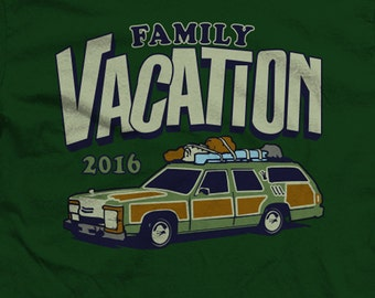 Family Vacation 2017 with the Griswold Station Wagon