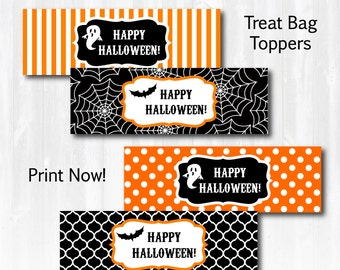 Halloween treat bag | Etsy