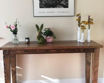 Slim Entryway Table