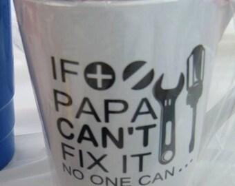 Papa coffee cup, papa mug