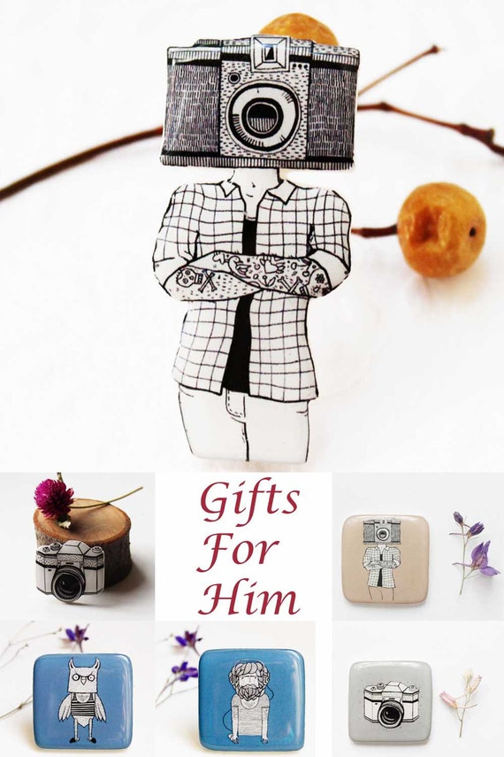 gift for photographers camera photo lovers gift camera photo