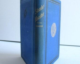 Antique Masonic Books, Rare Masons Manual Handbook from 1899