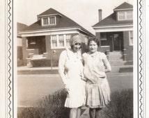 "Vintage Photo ""flapper girls"""
