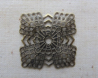 Filigree Findings 8 pcs