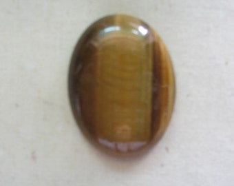 Natural Tiger Eye Stone Cabochon