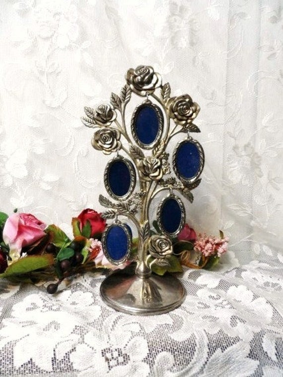 Godinger Silver Art Co Silver Plated Rose Tree Family