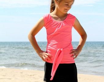 Girls SwimBottoms - Modest Swimwear, swimsuit, skirt, leggings -