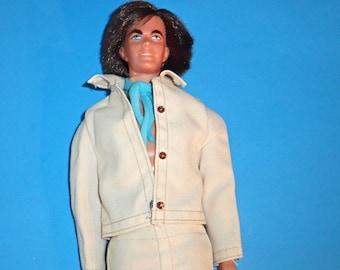 Vintage Now Look Ken Doll