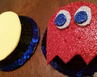 Pacman and Blinky Pasties