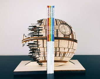 Death Star StarWars Star Wars Bookends