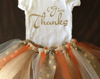 Give Thanks-Thanksgiving Outfit