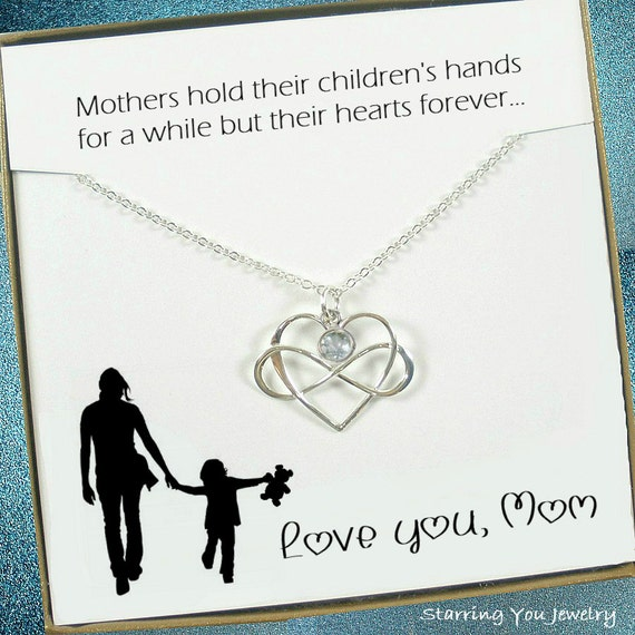 Mom Necklace Gifts For Mom Mother's Day Gift By